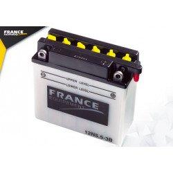 Batterie FE 12N5.5-3B