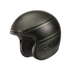 Casque ARAI Freeway Classic Bandage Green taille S