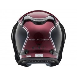 Casque ARAI CT-F Gold Wing Red taille L