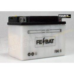 Batterie FE-BAT FB4L-B (avec pack acide)