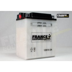 Batterie 12N14-3A FE Motoculture (12N14-3A)