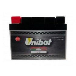 Batterie Lithium Unibat CBTX4L(..),CB5LB(..),CBTX5(..),CTZ5S,CTZ7S