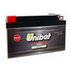 Batterie Lithium Unibat CT7B(..),CX9,CT9(..),CBTX9(..),CB10(..),CTZ10S