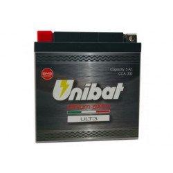 Batterie Lithium Unibat CX14(..),CBTX14(..),CB14L(..),12N14(..)