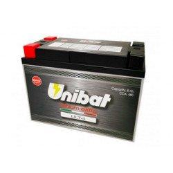 Batterie Lithium Unibat CBTX15(..),CB16(..),CX16,CBTX18(..),CX20(..)