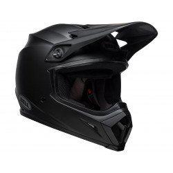 Casque BELL MX-9 Mips Solid Matte Black taille XXL