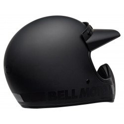 Casque BELL Moto-3 Classic Matte/Gloss Blackout taille S