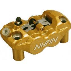 Etrier de frein 4 pistons radial avant droit Or Nissin
