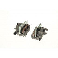 Etrier de frein NISSIN 2 pistons avant gauche pour quads
