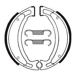 Machoires de frein TECNIUM BA028 organique