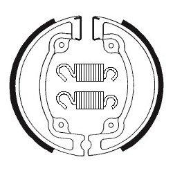 Machoires de frein TECNIUM BA041 organique