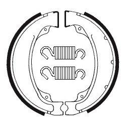 Machoires de frein TECNIUM BA055 organique