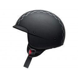 Casque BELL Scout Air Matte Black/White taille XXL
