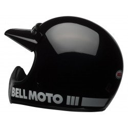 Casque BELL Moto-3 Classic Black taille L