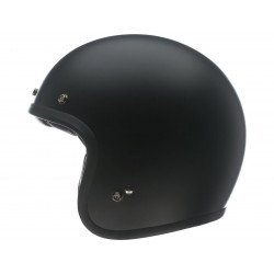 Casque BELL Custom 500 DLX Solid Matte Black taille S
