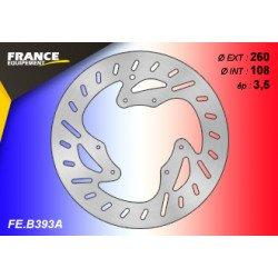 *Disque de frein FE.B393A(FE.B393 + trou pour un compteur de vitesse)