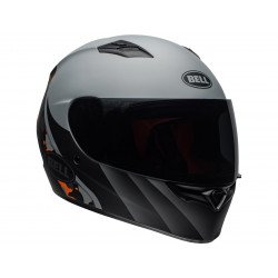 Casque BELL Qualifier Integrity Matte Camo Titanium/Orange taille XXXL