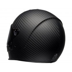 Casque BELL Eliminator Carbon Matte Black taille L