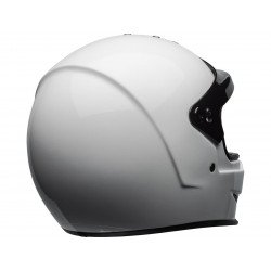 Casque BELL Eliminator Gloss White taille XXL