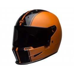 Casque BELL Eliminator Rally Matte/Gloss Black/Orange taille S