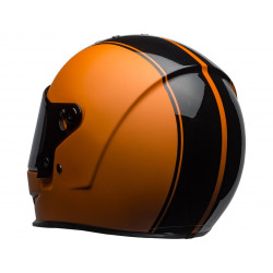 Casque BELL Eliminator Rally Matte/Gloss Black/Orange taille XXL
