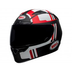 Casque BELL Qualifier DLX Mips Torque Matte Black/Red taille S