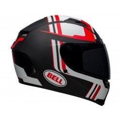 Casque BELL Qualifier DLX Mips Torque Matte Black/Red taille L