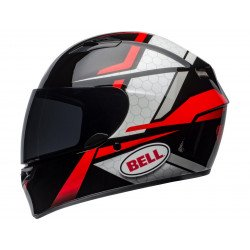 Casque BELL Qualifier Flare Gloss Black/Red taille XXXL