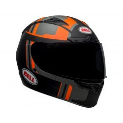 Casque BELL Qualifier DLX Mips Torque Matte Black/Orange taille XL