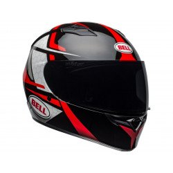 Casque BELL Qualifier Flare Gloss Black/Red taille XS