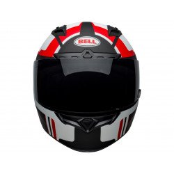 Casque BELL Qualifier DLX Mips Torque Matte Black/Red taille XXL