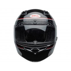 Casque BELL Qualifier DLX Mips Breadwinner Gloss Black/White taille XXL