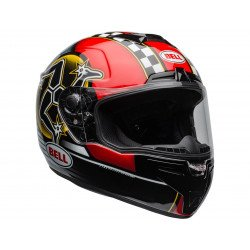 Casque BELL SRT Isle of Man 2020 Gloss Black/Red taille XL