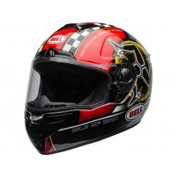 Casque BELL SRT Isle of Man 2020 Gloss Black/Red taille L