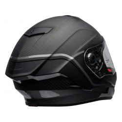Casque BELL Race Star Flex DLX Velocity Matte/Gloss Black taille M