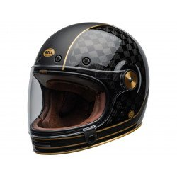 Casque BELL Bullitt Carbon RSD Check-It Matte/Gloss Black taille M