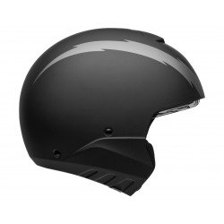 Casque BELL Broozer Arc Matte Black/Gray taille XL