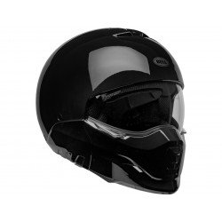 Casque BELL Broozer Gloss Black taille XXL