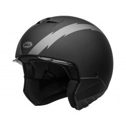 Casque BELL Broozer Arc Matte Black/Gray taille S