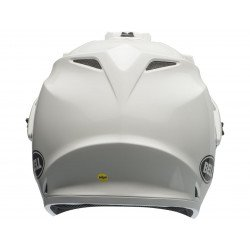 Casque BELL MX-9 Adventure Mips Gloss White taille XL