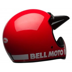 Casque BELL Moto-3 Classic Red taille L