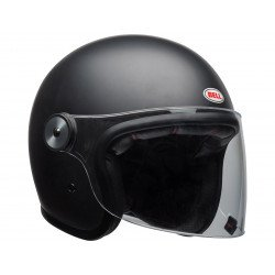 Casque BELL Riot Solid Matte Black taille M