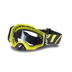 Masque UFO Epsilon jaune fluo/noir écran clair