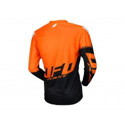 Maillot UFO Mizar Kids orange taille XS