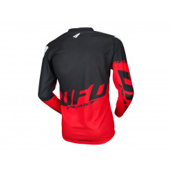 Maillot UFO Mizar Kids rouge taille XS