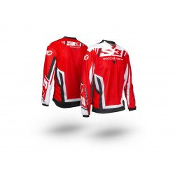 Maillot S3 Racing Team rouge/noir taille XS
