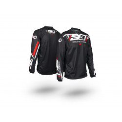 Maillot S3 Racing Team noir taille S