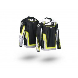 Maillot S3 Racing Team jaune/noir taille XL