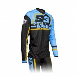Maillot S3 Vint bleu Gulf taille S
