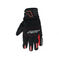 Gants RST Rider CE textile rouge taille S/08 homme